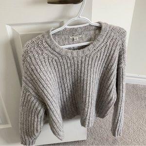 Chunky American Eagle sweater